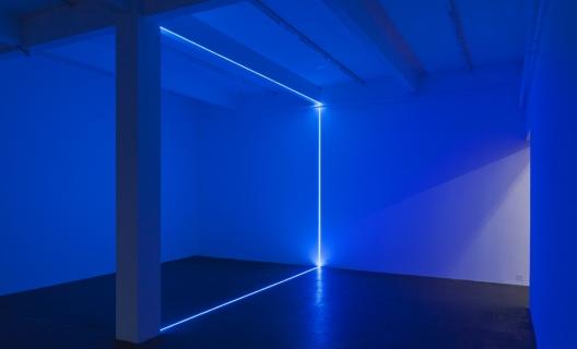 Haroon Mirza \|\|\|\| \|\|\ at Kunst Halle Sankt Gallen, Switzerland