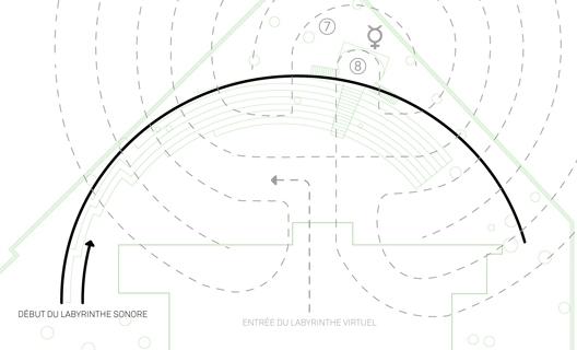 Éliane Radigue, « Labyrinthe Sonore »