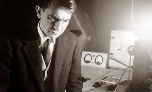 Pierre Schaeffer, source : AGENDA