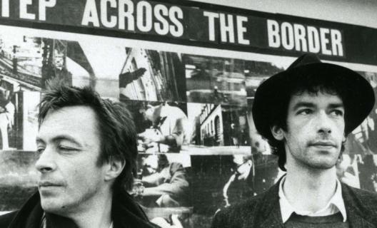 « Step Across the Border », de Nicolas Humbert et Werner Penzel