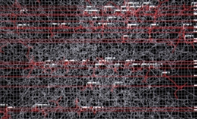 Datamatics de Ryoji Ikeda