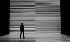 Ryoji Ikeda - test pattern (ancienne version), 2011
