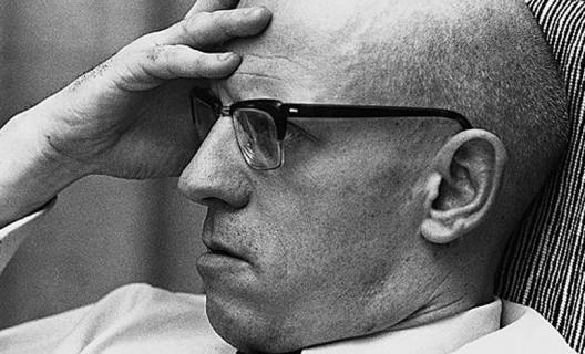 Michel Foucault © F. Viard / Gamma