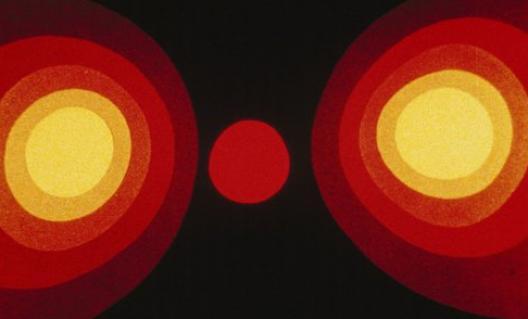 Oskar Fischinger, Radio Dynamics, 1942, © Fischinger Trust, Center for Visual Music