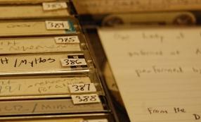 Colloque international « Les archives sonores de la poésie. Production, conservation, utilisation. »