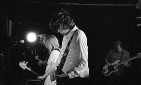 Sonic Youth, festival Kilbi, D¸dingen, CH 31 mai 2009 © Catherine Ceresole