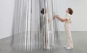 Tarik Kiswanson, « Flowers for my fathers », 2018. Courtesy de l'artiste, Carlier | Gebauer et Almine Rech Gallery